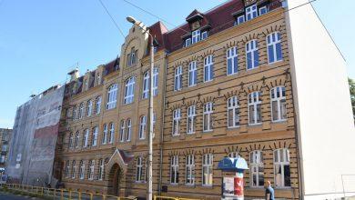 Bytom: Gruntowna modernizacja budynku Śląskiego Uniwersytetu Medycznego. Prace mają się zakończyć pod koniec roku (fot.UM Bytom)