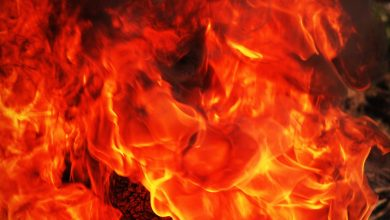 Ogromny pożar w Mysłowicach. Ciąg garaży gasi kilkanaście zastępów straży pożarnej! (fot.pexels.com)