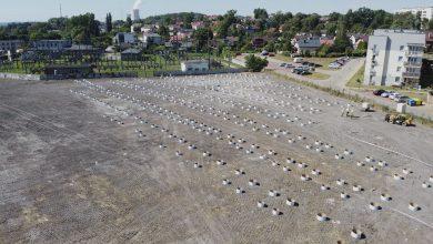 TAURON buduje gigantyczną farmę fotowoltaiczną. Fot. Tauron Polska Energia
