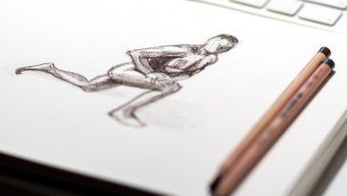 A może by tak nauczyć się rysować? (fot.mat.pras.partnera)