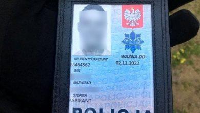 Bajerował rodzinę i żonę przez kilka lat, że jest policjantem. W końcu zadzwoniła po policję (fot.policja.pl)
