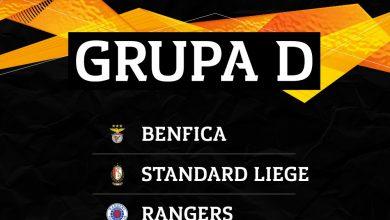 Benfica, Rangers i Liege. Lech Poznań poznał rywali w grupie D Ligi Europy (fot.UEFA)