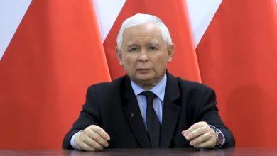 """Jarosław Kaczyński nagrał OŚWIADCZENIE! """"Wzywam do obrony kościołów za każdą cenę"""" (fot.youtube.com/PiS)"""
