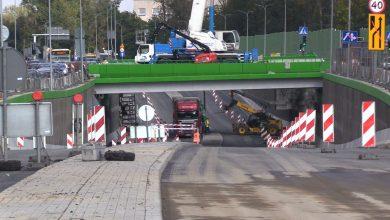 Dziś w nocy otwierają tunel na DK 81 w Katowicach
