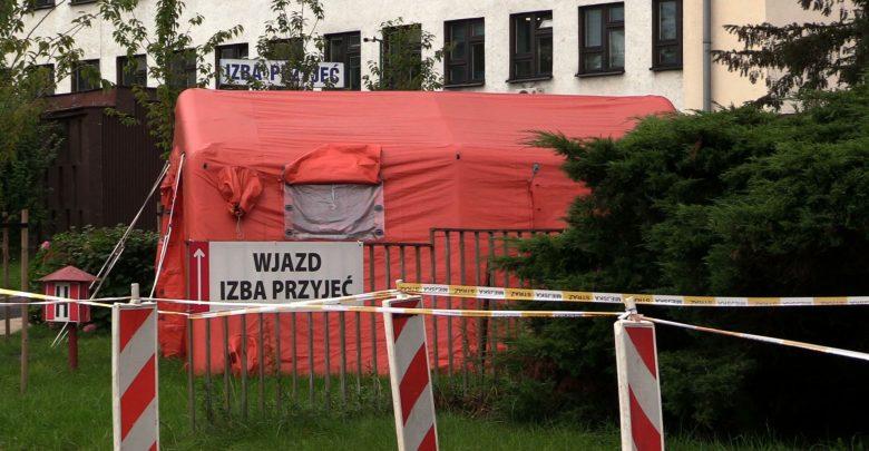 W Bielsku-Białej wyznaczono miejsce, gdzie mogliby trafiać zakażeni koronawirusem (fot.archiwum - poglądowe)