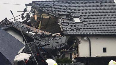 Śląskie: Potężny wybuch w Kobiernicach! Spod gruzów wydobyto pięć osób