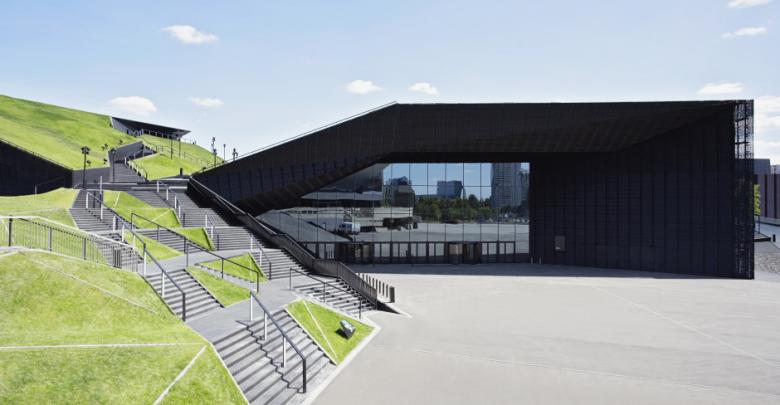 PILNE!!! Szpital polowy dla zakażonych koronawirusem będzie w MCK w Katowicach! Decyzję potwierdza premier (fot. ŚUW w Katowicach)