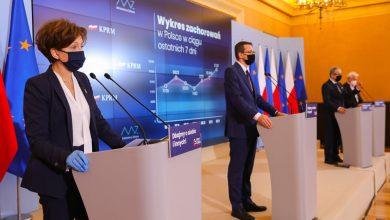 Premier Morawiecki mówi wprost - jeśli w dwa tygodnie statystyki koronawirusa nie spadną - spadną na nas kolejne obostrzenia. Czy czeka nas totalny lockdown? (fot.KPRM)