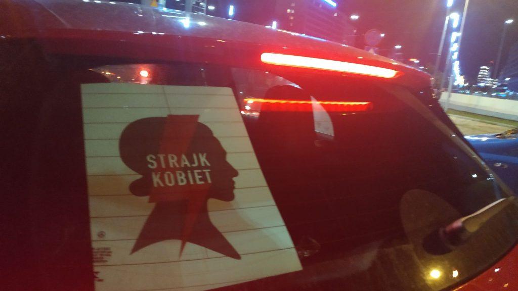 Katowice: Blokada Ronda zakończona. O 19.00 manifestacja pod katedrą
