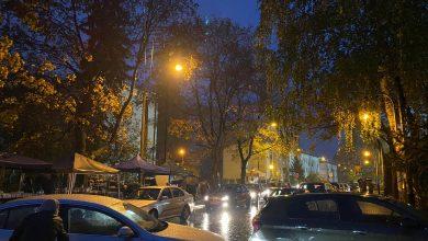 Katowice, Sosnowiec, Gliwice: Dantejskie sceny pod cmentarzami! Wszyscy ruszyli na groby po decyzji premiera! (fot.Bartosz Bednarczuk)