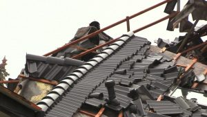 Dom rozerwany na strzępy, 1 osoba nie żyje, 5 rannych. Jak doszło do wybuchu gazu w domu w Kobiernicach?