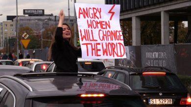Najpierw paraliż centrum, teraz manifestacja pod katedrą. Protesty ws. aborcji zalewają Katowice!