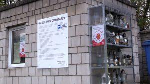 Do projektu przystąpiły cztery dąbrowskie cmentarze: komunalne w Okradzionowie i Tucznawie oraz parafialne w Ujejscu i na Wzgórzu Gołonoskim