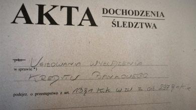 Mikołów: Próbowali wyłudzić z banku ponad 130 tys. złotych. Para znajomych z zarzutami (fot.Śląska Policja)