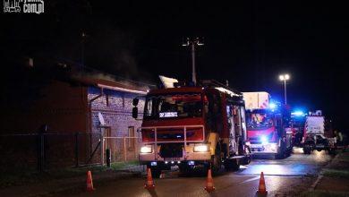 Śląskie: Pożar domu w Jankowicach. Jedna osoba nie żyje (fot.Śląska Policja)