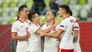 Biało-czerwoni wygrali w Gdańsku 5:1, a na listę strzelców w polskim zespole wpisali się także Krzysztof Piątek oraz Arkadiusz Milik (foto: Łączy Nas Piłka)