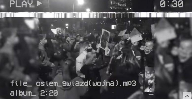 Utwór licealisty z Tychów podbija sieć! To hymn protestujących w całej Polsce [WIDEO]