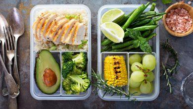 Dieta pudełkowa z wyborem menu (foto. www.123rf.com)