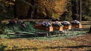 Zostali pochowani po 75 latach! W Pszczynie odbył się pogrzeb żołnierzy radzieckich [ZDJĘCIA]. Fot. UM Pszczyna