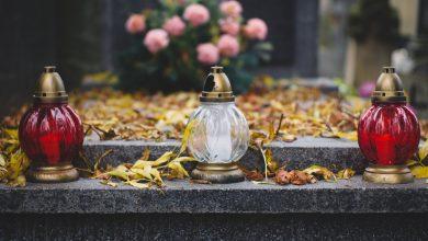 To miasto odkupi od przedsiębiorców kwiaty na groby. Fot. poglądowe pixabay.com