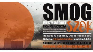 Wpływ smogu na życie dzieci. Konferencja Smog-Szok 10 października w Rybniku (fot.UM Rybnik)