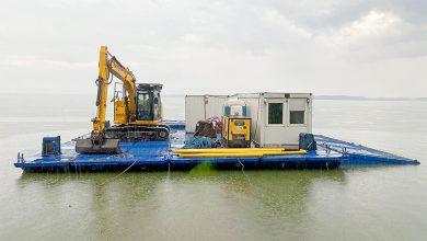 Śląskie: Na jeziorze budują sztuczną wyspę! Wiadomo już, kto na niej zamieszka foto. katowice.rdos.gov.pl