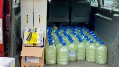 Bytom: Przedszkolaki mogą czuć się bezpiecznie. Gmina zapewnia placówkom materiały do oczyszczenia i dezynfekcji (fot.UM Bytom)