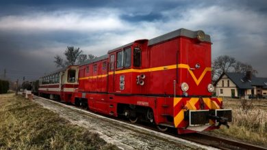Śląskie: Srebrny pociąg wraca na tory (fot.UM Bytom)