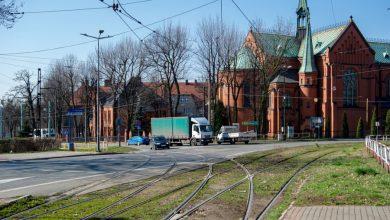 Nowe tory tramwajowe w Bytomiu. Duża inwestycja ruszy wkrótce w Szombierkach (fot.UM Bytom)
