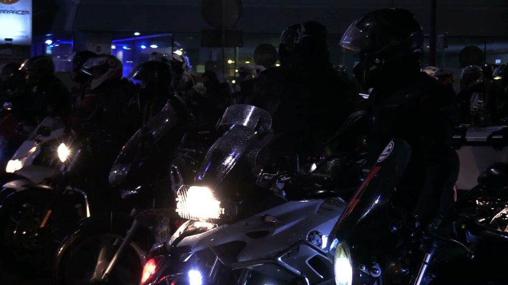 Niewielu uczestników protestu w Katowicach. Strajk Kobiet przeszedł ulicami miasta