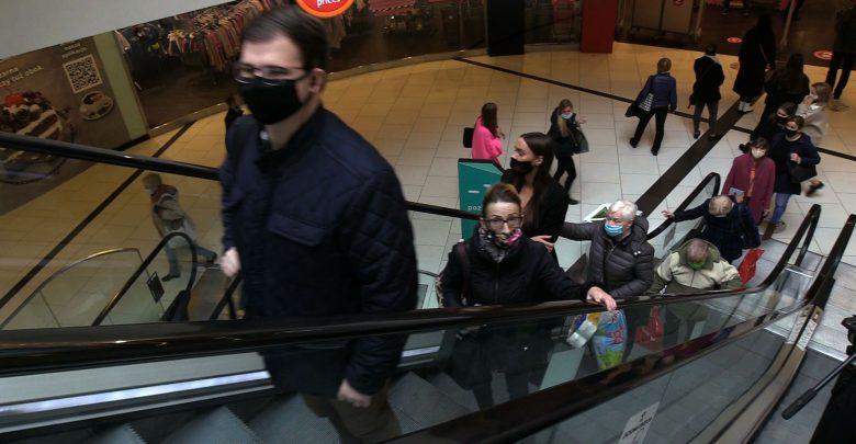 Galerie handlowe na Śląsku oblężone! Dzisiaj ostatni dzień przed zamknięciem!