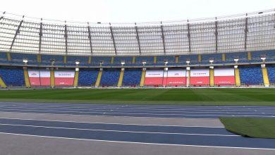 Polska-Ukraina 11 listopada na Stadionie Śląskim przy pustych trybunach. Z Holandią też bez kibiców