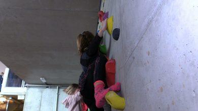 W Centrum Wspinaczkowym Klif w Hali Sportowej w Tarnowskich Górach odbyły się Mistrzostwa Śląska 2020 w Boulderingu