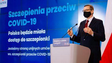 Premier Morawiecki: Szczepionka na COVID trafi do Polski! Szczepienia tylko dla chętnych (fot.KPRM)
