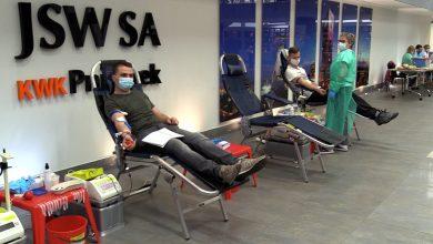 Dzięki wspólnej akcji JSW oraz Regionalnego Centrum Krwiodawstwa i Krwiolecznictwa życiodajnego płynu ma nie brakować.