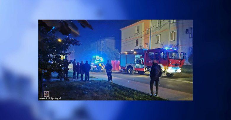 Dwie osoby zginęły w wypadku w Lędzinach. Policja szuka świadków tragedii