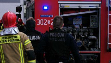 Pożar w szpitalu w Katowicach od papierosa jednego z pacjentów? Poszkodowane cztery pielęgniarki, pacjenci ewakuowani