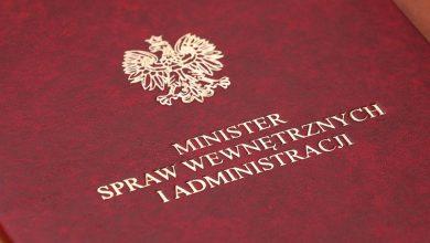 Marsz Niepodległości w Warszawie. Jest oświadczenie Mariusza Kamińskiego, Ministra Spraw Wewnętrznych i Administracji (fot.MSWiA)