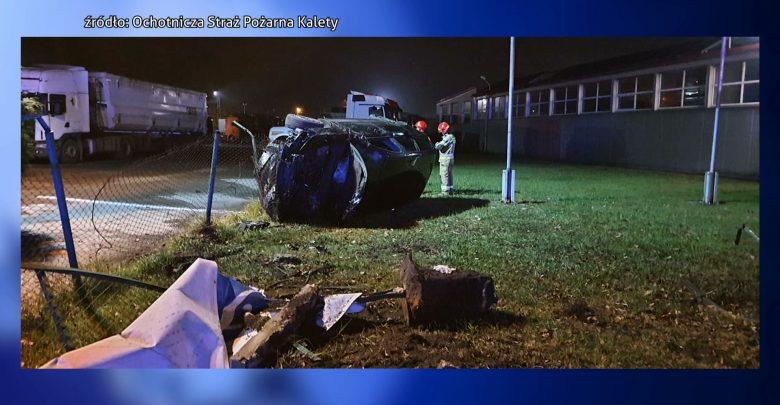 Cały czas trwają poszukiwania sprawcy wypadku. Wiele wskazuje na to, że kierowca Volvo uciekł z miejsca zdarzenia razem z pasażerem samochodu