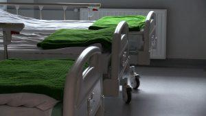 W przyszłym tygodniu szpital tymczasowy w MCK w Katowicach ma być gotowy do przyjęcia pierwszych pacjentów