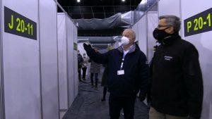 Katowice: Szpital tymczasowy dla chorych na COVID będzie gotowy za kilka dni