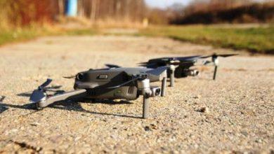 Sosnowiec kupił dwa drony. Będzie ścigał trucicieli powietrza. Fot. UM Sosnowiec