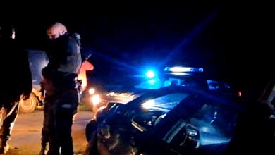 Próbował staranować radiowóz. Tak chciał uniknąć kontroli (fot.Policja Opolska)