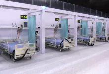 Budowa szpitala polowego w MCK Katowice dobiega końca. Wkrótce pierwsi chorzy na COVID-19