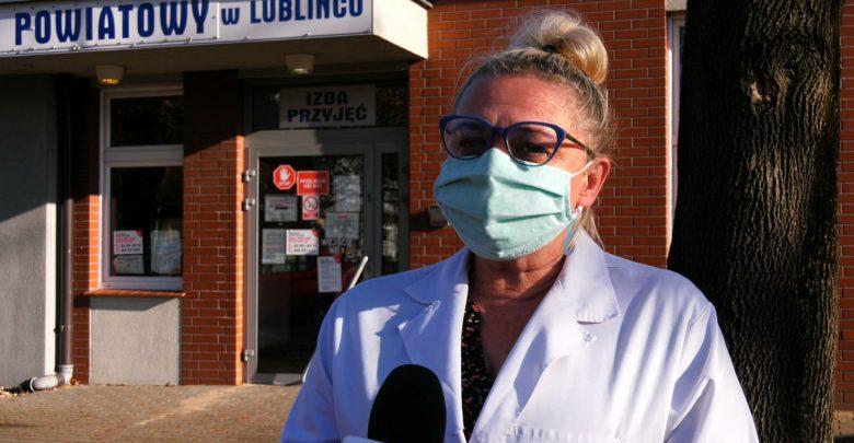 Szpital Powiatowy w Lublińcu poprosił o pomoc wolontariuszy w załataniu dziur kadrowych