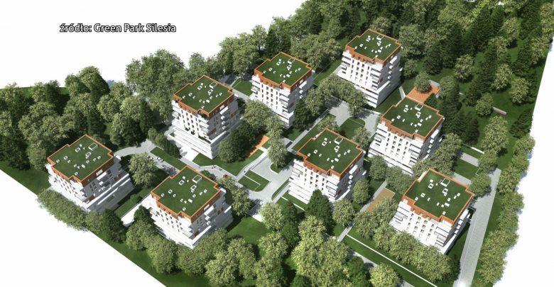 Wraca temat budowy osiedla mieszkaniowego przy Parku Śląskim. Podczas czwartkowej sesji chorzowscy radni zdecydują czy zezwolić na budowę 8 budynków mieszkalnych przy ul Targowej