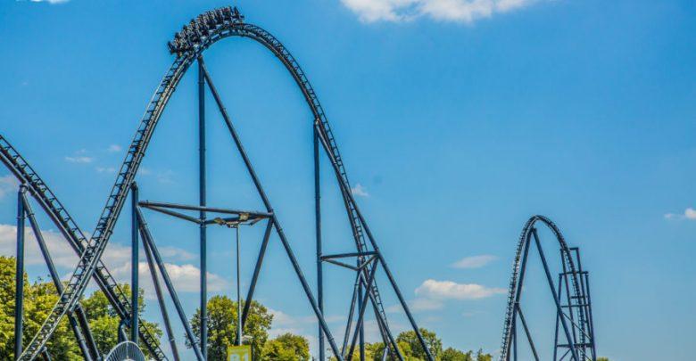 Najlepszy i największy rollercoaster w Europie jest w Zatorze! [WIDEO]
