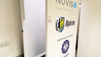 Bytom: Bramy odkażające z Politechniki Śląskiej staną w domach pomocy społecznej (fot.UM Bytom)