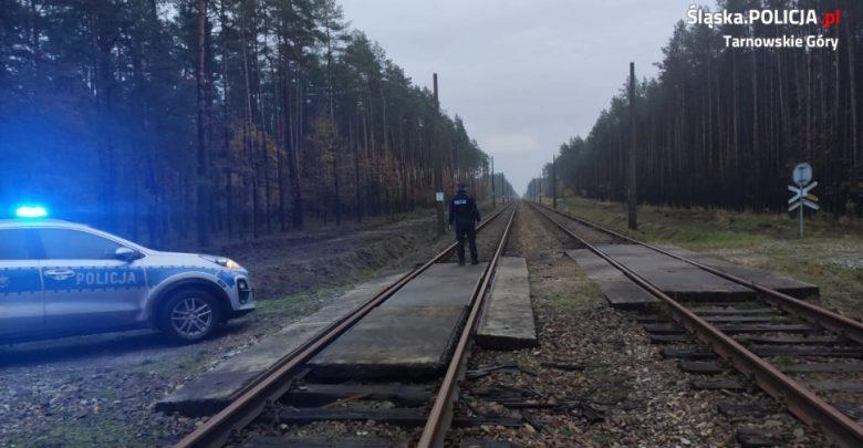 Śląskie: Pochłonęły go grzyby. Na pomoc ruszyli policjanci (fot.Śląska Policja)