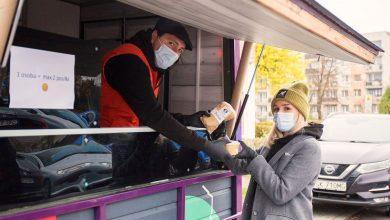 Dzisiaj - w piątek, 21 listopada o 14.00 - fioletowy food truck Libero zaparkuje w Katowicach - Kokocińcu na ul. Zielonej (fot.materiały prasowe Libero)